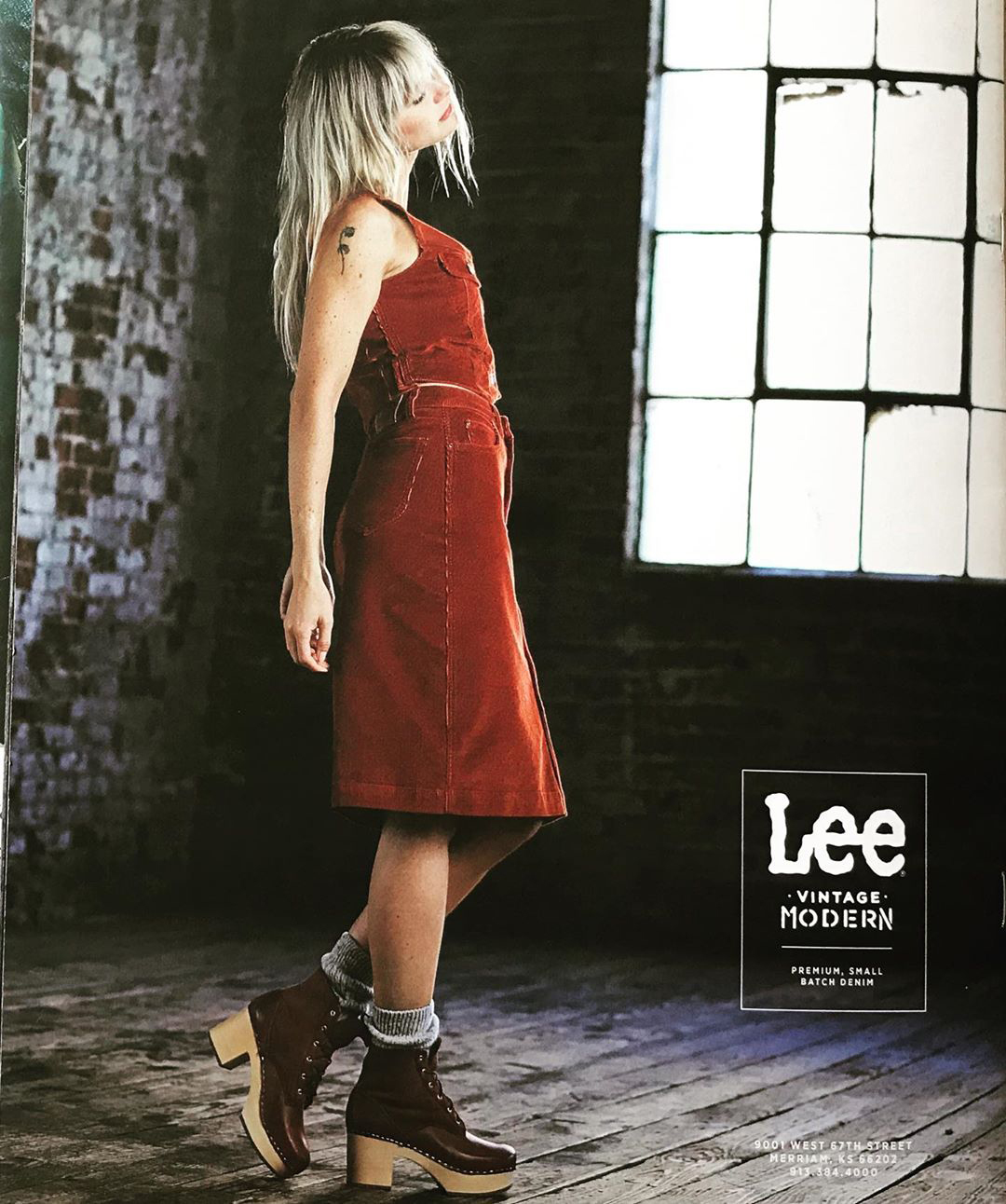 Lee Jeans 7th Row Productions